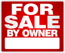 "Assisting homeowner's selling their home ""For Sale by Owner"""