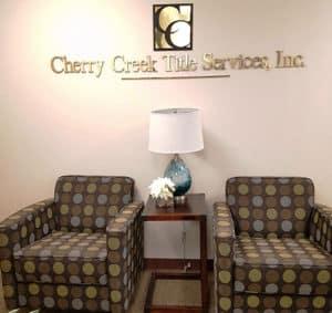 Cherry Creek Title Services, Inc., Denver, Colorado